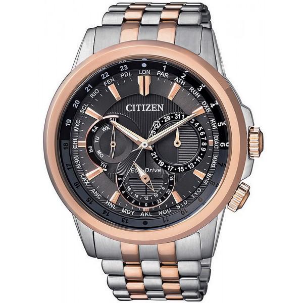 Buy Citizen Men's Watch Calendrier Eco-Drive BU2026-65H Multifunction