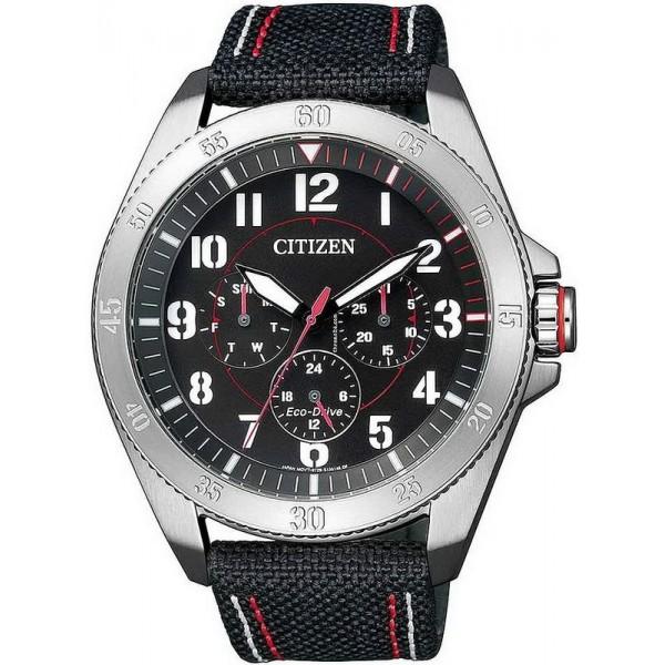 Buy Citizen Men's Watch Military Eco-Drive BU2030-17E Multifunction