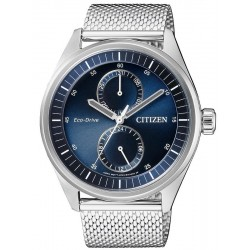 Citizen Men's Watch Metropolitan Eco-Drive BU3011-83L