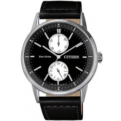 Citizen Men's Watch Metropolitan Eco-Drive BU3020-15E