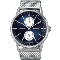 Citizen Men's Watch Metropolitan Eco-Drive BU3020-82L