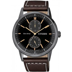 Citizen Men's Watch Metropolitan Eco-Drive BU3027-16E