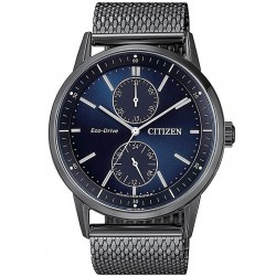 Citizen Men's Watch Metropolitan Eco-Drive BU3027-83L