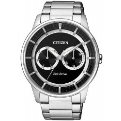 Citizen Men's Watch Style Eco-Drive BU4000-50E Multifunction