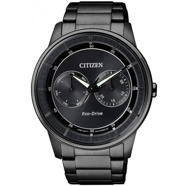Buy Citizen Men's Watch Style Eco-Drive BU4005-56H Multifunction