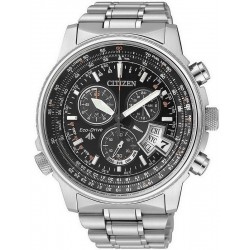 Buy Citizen Men's Watch Promaster The Pilot Radio Controlled Titanium BY0081-54E