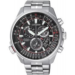Citizen Men's Watch Promaster The Pilot Radio Controlled Titanium BY0120-54E