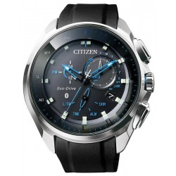 Citizen Men's Watch Radio Controlled W770 Bluetooth Eco-Drive BZ1020-14E