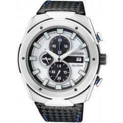 Citizen Men's Watch Chrono Eco-Drive CA0157-01A