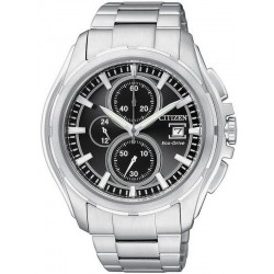Citizen Men's Watch Chrono Eco-Drive CA0270-59F