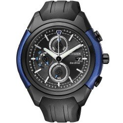 Citizen Men's Watch Chronograph Eco-Drive CA0288-02E