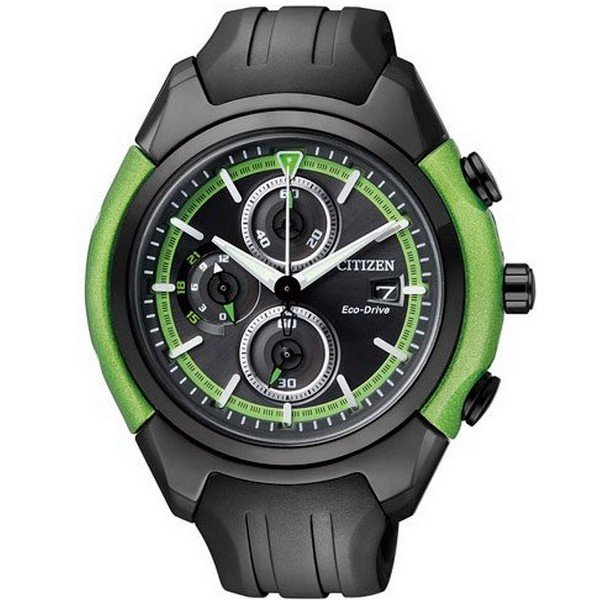 Buy Citizen Men's Watch Chronograph Eco-Drive CA0289-00E