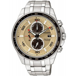 Citizen Men's Watch Super Titanium Chrono Eco-Drive CA0348-53W