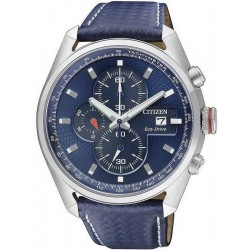 Citizen Men's Watch Chrono Eco-Drive CA0360-07L