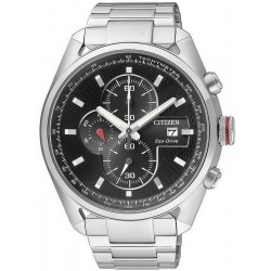 Buy Citizen Men's Watch Chrono Eco-Drive CA0360-58E