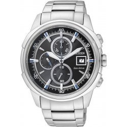 Buy Citizen Men's Watch Chrono Eco-Drive CA0370-54E