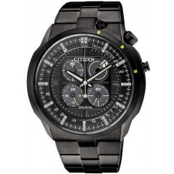 Citizen Men's Watch Bullhead Chrono Eco-Drive CA0485-52E