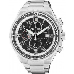 Citizen Men's Watch Chrono Eco-Drive CA0490-52E
