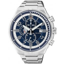 Buy Citizen Men's Watch Chrono Eco-Drive CA0491-50L