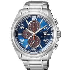 Citizen Men's Watch Chrono Eco-Drive CA0630-80L