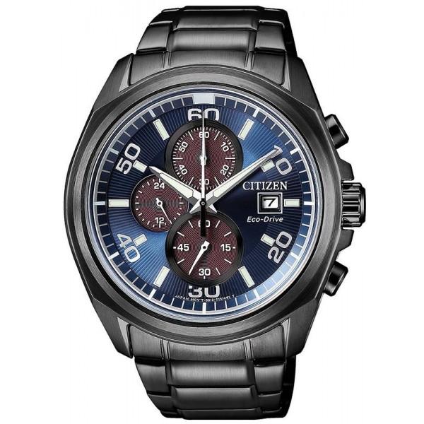 Buy Citizen Men's Watch Chrono Eco-Drive CA0635-86L