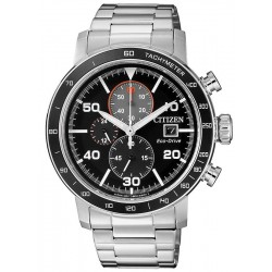 Citizen Men's Watch Chrono Eco-Drive CA0641-83E