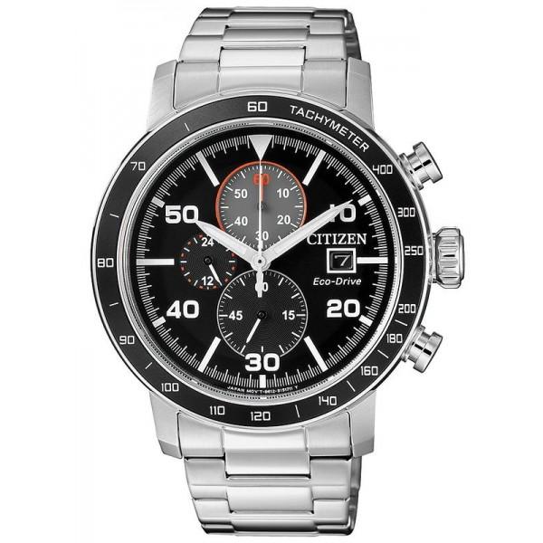 Buy Citizen Men's Watch Chrono Eco-Drive CA0641-83E