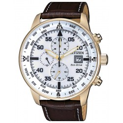 Citizen Men's Watch Aviator Chrono Eco-Drive CA0693-12A