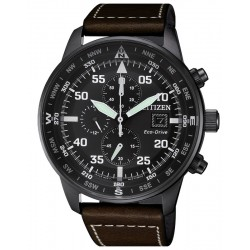 Citizen Men's Watch Aviator Chrono Eco-Drive CA0695-17E
