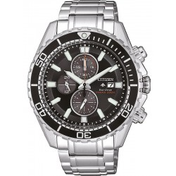 Citizen Men's Watch Promaster Chrono Diver's 200M Eco-Drive CA0711-80H
