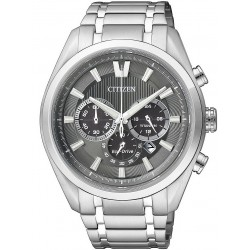 Citizen Men's Watch Super Titanium Chrono Eco-Drive CA4010-58H