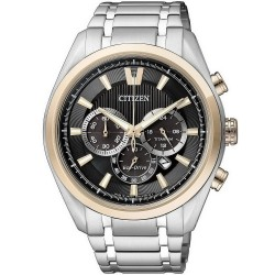 Citizen Men's Watch Super Titanium Chrono Eco-Drive CA4014-57E