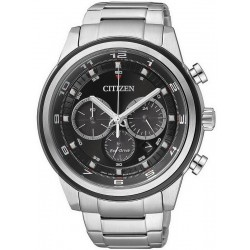 Citizen Men's Watch Metropolitan Chrono Eco-Drive CA4034-50E