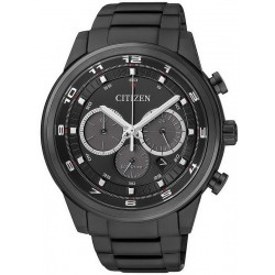 Citizen Men's Watch Metropolitan Chrono Eco-Drive CA4035-57E