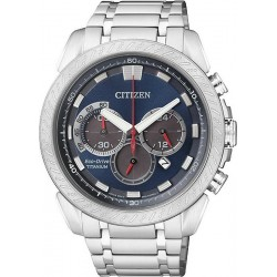 Citizen Men's Watch Super Titanium Chrono Eco-Drive CA4060-50L