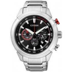 Citizen Men's Watch Chrono Eco-Drive CA4110-53F