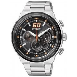 Citizen Men's Watch Chrono Eco-Drive CA4134-55E