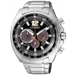 Citizen Men's Watch Crono Racing Eco-Drive CA4198-87E