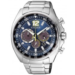 Citizen Men's Watch Crono Racing Eco-Drive CA4198-87L