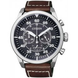 Citizen Men's Watch Aviator Chrono Eco-Drive CA4210-16E