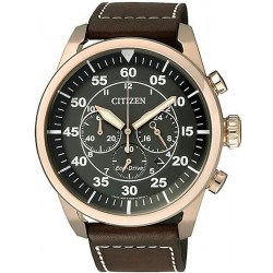 Citizen Men's Watch Aviator Chrono Eco-Drive CA4213-00E