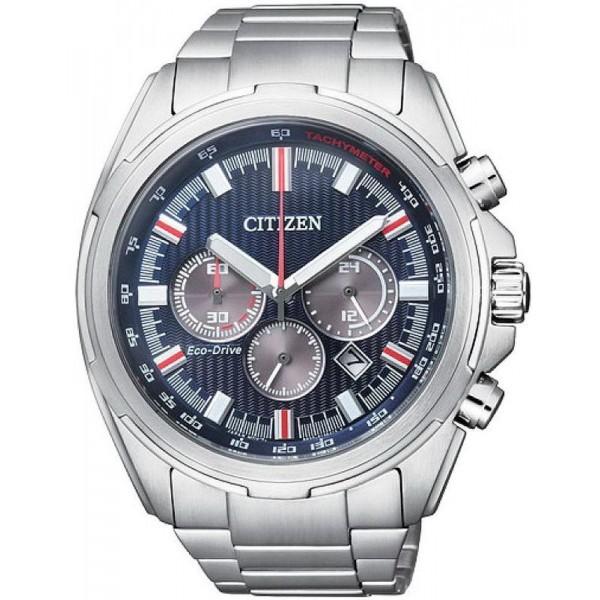 Buy Citizen Men's Watch Chrono Eco-Drive CA4220-55L