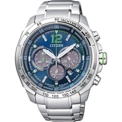 Citizen Men's Watch Chrono Eco-Drive CA4230-51L