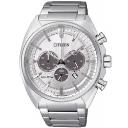Citizen Men's Watch Chrono Eco-Drive CA4280-53A