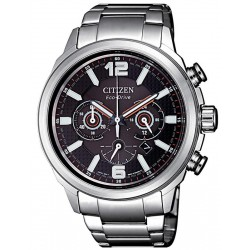 Citizen Men's Watch Chrono Racing Eco-Drive CA4380-83E