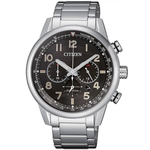 Buy Citizen Men's Watch Military Chrono Eco-Drive CA4420-81E