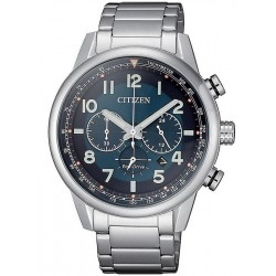 Citizen Men's Watch Military Chrono Eco-Drive CA4420-81L