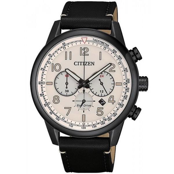 Buy Citizen Men's Watch Military Chrono Eco-Drive CA4425-10X