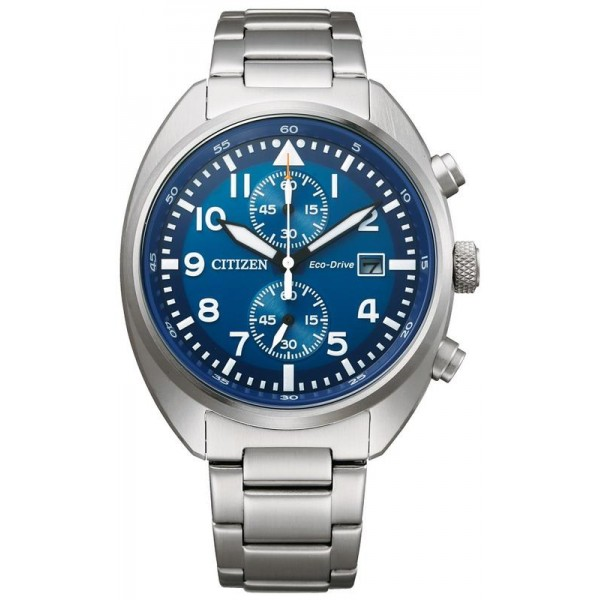 Buy Citizen Mens Watch Metropolitan Chrono Eco Drive CA7040-85L