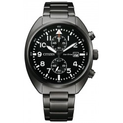 Citizen Men's Watch Metropolitan Chrono Eco Drive CA7047-86E